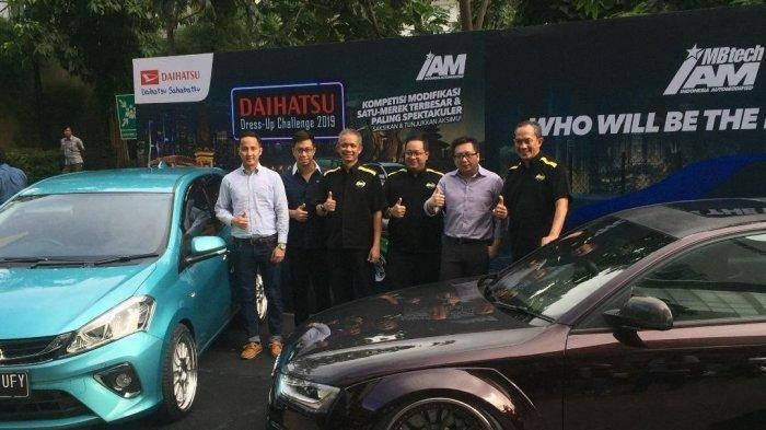 Perdana Indonesia Automodified MBtech 2019 Selama Dua Hari 23-24 Maret, di 14 Kota Indonesia