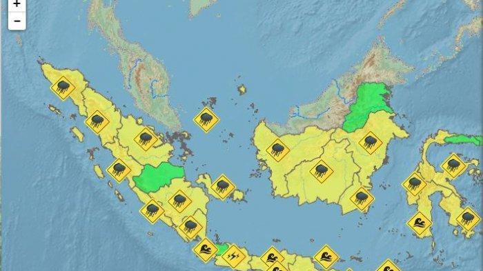 POPULER - Prakiraan Cuaca BMKG Rabu (25/12/2019)| Kepala BNPB Doni Monardo Sebut Kearifan Lokal
