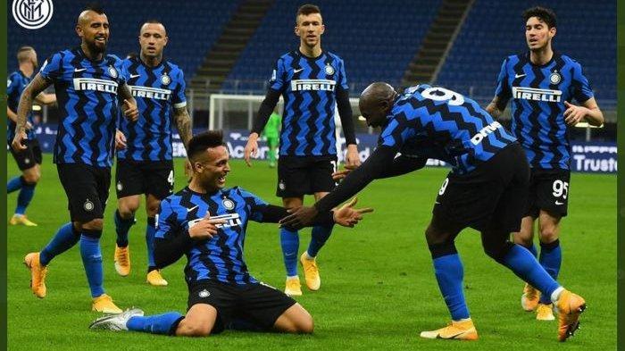 UPDATE Internazionale dan AC Milan Raih Kemenangan Identik, Pasukan Pirlo Tertahan di Liga Eropa