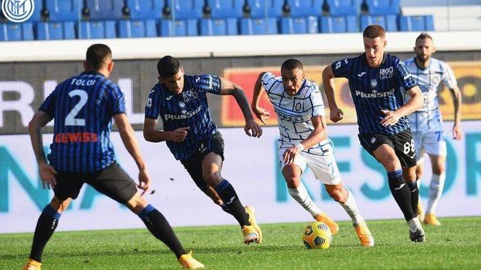 Jelang Inter Milan Vs Benevento, Alexis Sanchez dan Edin Dzeko Dikabarkan Tak Keberatan Tukar Guling