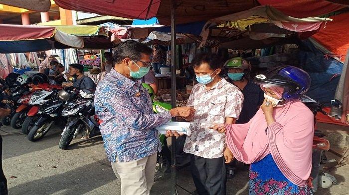 Pemerintah Provinsi (Pemprov) Sumatera Barat (Sumbar) yang langsung dipimpin Gubernur Irwan Prayitno bersama pejabat muspida lainnya melakukan gerakan
