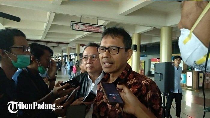 Bupati Muzni Zakaria Ditangkap KPK, Gubernur Sumbar: Harus Hati-hati dan Mengikuti Aturan yang Ada