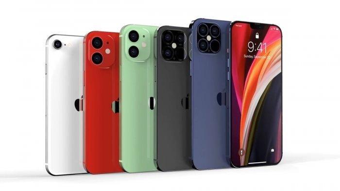 Update Harga iPhone 12 di Bulan November 2020, iPhone 12 Mini 64 GB Rp 12 Jutaan