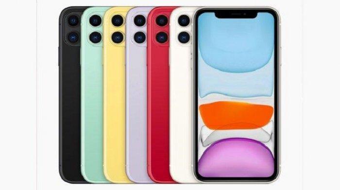 Daftar Harga HP iPhone Awal Juli 2020, Ada Bocoran Harga iPhone 12, Paling Murah Rp 7,8 Juta