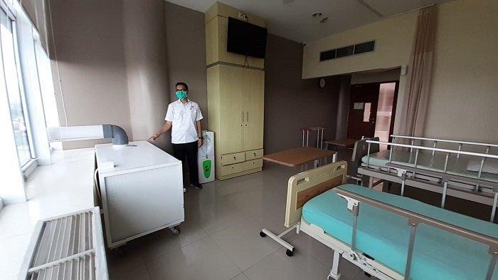 Tingkat Keterisian Tempat Tidur Rumah Sakit di Sumbar Capai 71,74 Persen