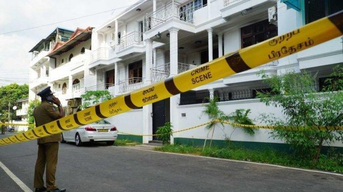 15 Orang Tewas dalam Penggerebekan Markas Terduga Teroris di Sri Lanka, 6 di Antaranya Anak-anak