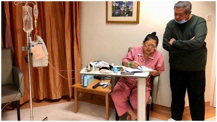 SBY Sayangkan Tudingan Sakitnya Ibu Ani jadi Alasan SBY Tak Kampanye