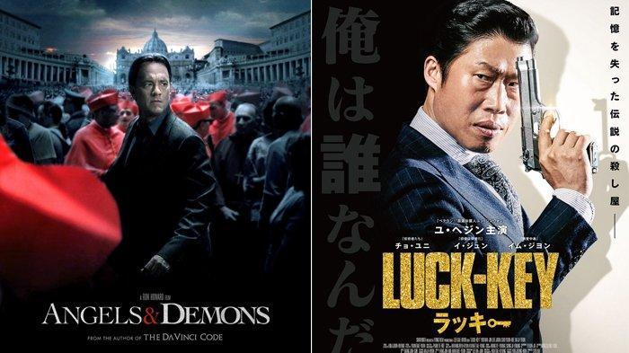 Jadwal Acara Trans TV dan Trans 7 Hari Jumat 12 Juni 2020: Ada Film Angels & Demon dan Luck-key