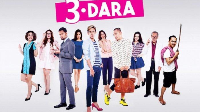 Jadwal Acara TV Hari Ini Kamis 13 Februari 2020 Trans TV RCTI SCTV GTV Indosiar, Ada Film 3 Dara