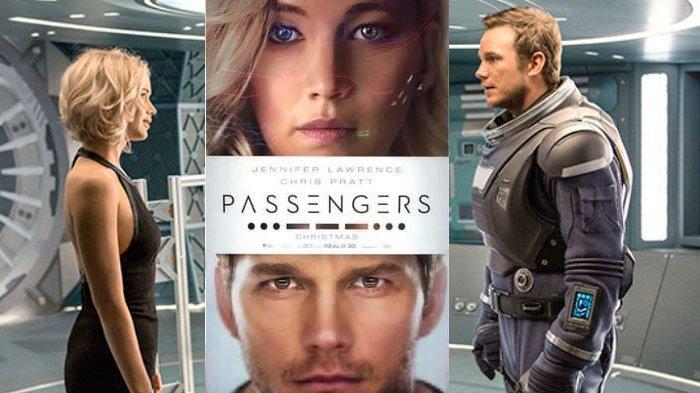 Sinopsis Passengers, Film Bioskop Trans TV Malam Ini Kamis 20 Agustus 2020 Pukul 21.30 WIB