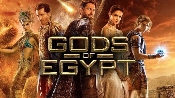 Jadwal Acara TV Hari Ini Sabtu 18 Januari 2020 Trans TV RCTI SCTV GTV Indosiar, Film Gods of Egypt