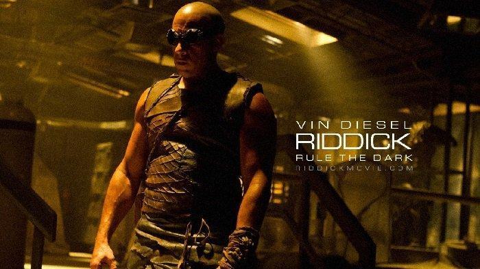Sinopsis Riddick, Film Bioskop Trans TV Malam Ini Minggu 16 Agustus 2020, Dibintangi Vin Diesel