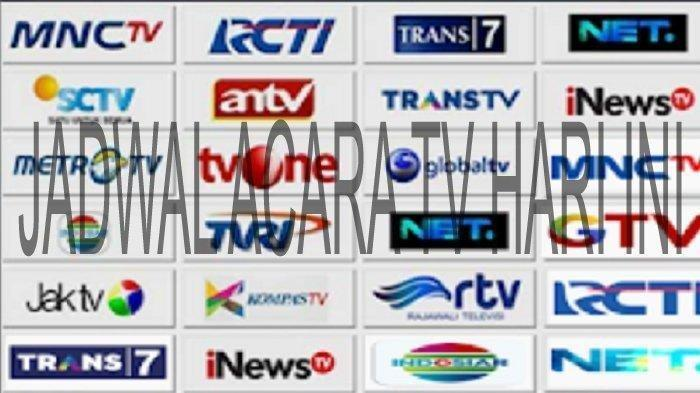 JADWAL Acara TV Hari Ini Selasa 16 Juni 2020: Trans TV, Trans 7, RCTI, SCTV, GTV, Net TV, MNC TV