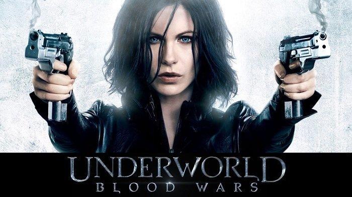 Jadwal Acara TV Jumat 17 Januari 2020 Trans TV RCTI SCTV GTV Indosiar, Film Underworld: Blood Wars