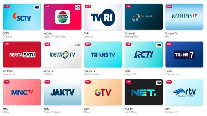 LENGKAP Jadwal Acara TVNasional Hari Ini 29 Oktober 2020: Trans TV, RCTI, SCTV, GTV & Indosiar