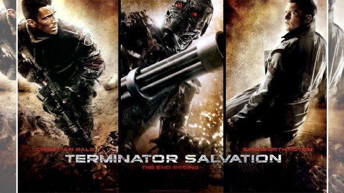 Jadwal Acara TV Kamis 8 Agustus Trans TV GTV SCTV RCTI Indosiar TV One, Film Terminator Salvation