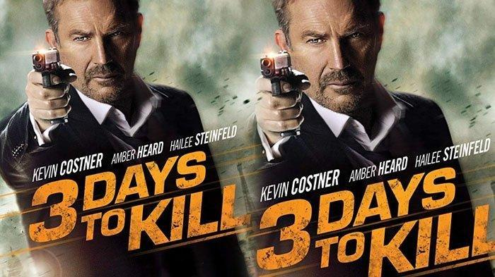Sinopsis Three Days to Kill, Film Bioskop Trans TV Malam Ini Selasa 4 Agustus 2020, Kisah Agen CIA