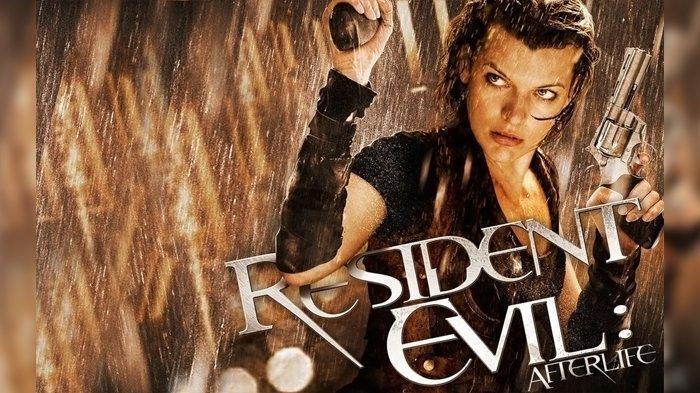 Jadwal Acara TV Sabtu 14 Maret 2020 Trans TV RCTI SCTV GTV Indosiar, Film Resident Evil: Afterlife