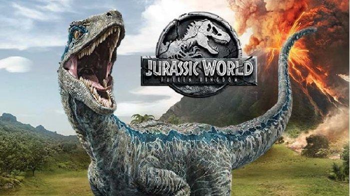 JADWAL Acara TV Senin 6 Januari 2020 Trans TV GTV RCTI SCTV Indosiar, Ada Film Jurassic World
