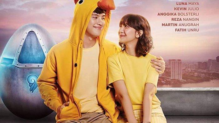 Jadwal Bioskop Hari Ini Minggu 8 Desember 2019, Ada Film Eggnoid dan Weathering With You di Padang