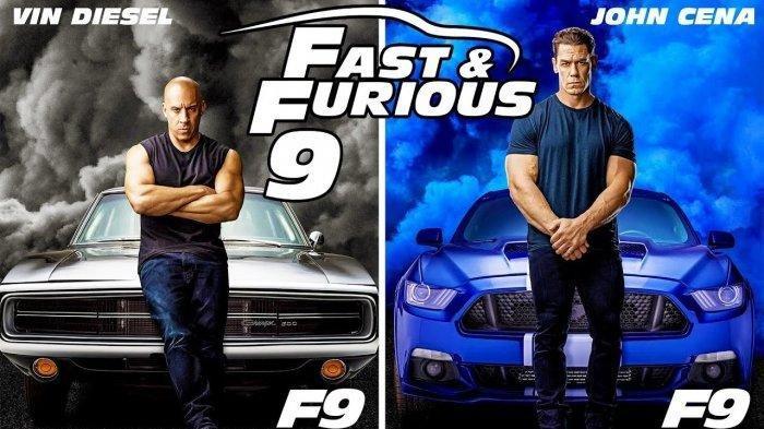 Jadwal Film Fast & Furious 9 di Bioskop Kota Padang Hari Ini Senin 21/6/2021, Cek Harga Tiket