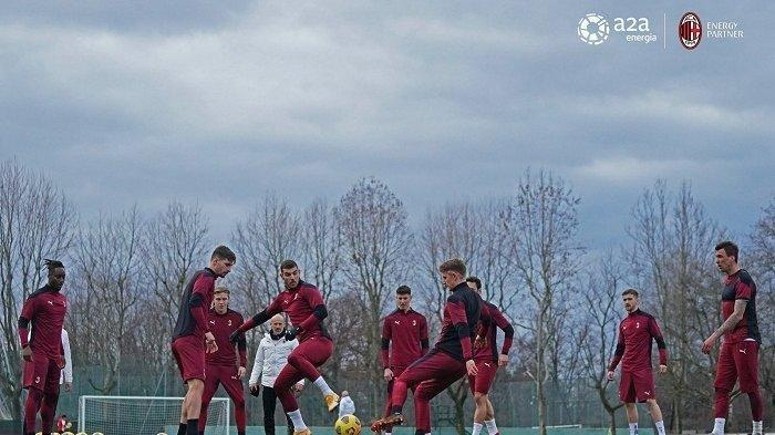 AC Milan Dapat Lawan Lebih Mudah Dibandingkan Inter Milan dan Juventus, Asa Amankan Puncak Klasemen
