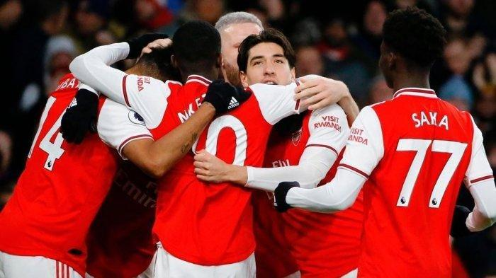 LINK Login Live StreamingBrighton vs Arsenal Liga Inggris Malam Ini Pukul 21.00 di Mola TV