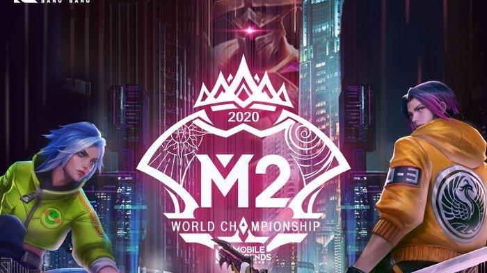 Jadwal M2 Mobile Legend World Championship Sabtu 23 Januari 2021, Jam 11.00 WIB hingga 19.45 WIB