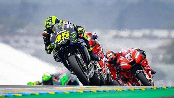 JADWAL MotoGP 2019, Marc Marquez di Puncak Klasemen, Valentino Rossi Khawatir Akselerasi Motor