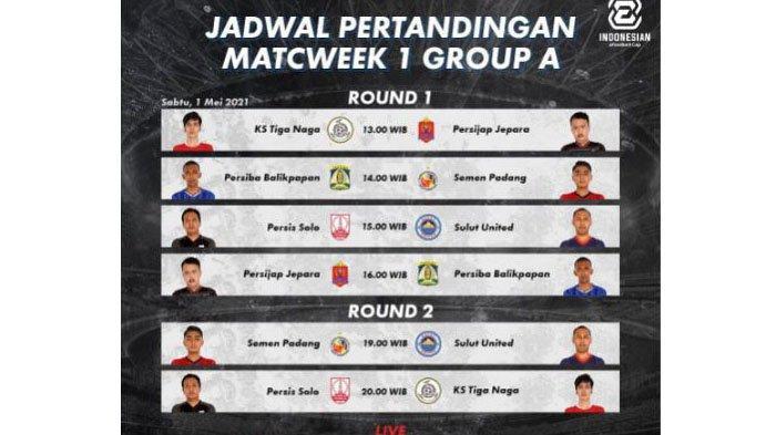 Tim E-Sport Semen Padang FC Ikut Indonesia E-Football Cup, Hari Pertama Lawan Persiba & Sulut United