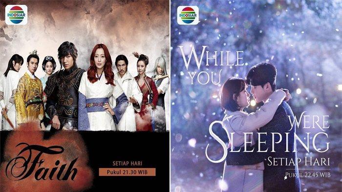 PENGUMUMAN: Drakor 'Faith' & 'While You Were Sleeping' Pindah Jam Tayang di Indosiar, Ini Jadwalnya