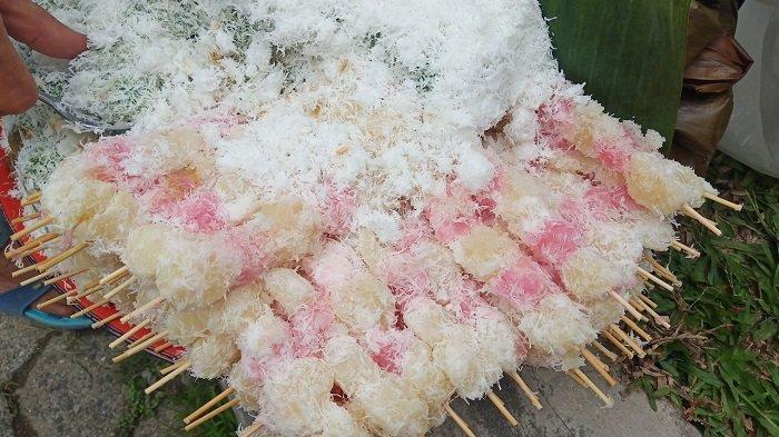 Jajanan Tradisional Kue Katen Singkong, Berikut Resep dan Cara Pembuatannya
