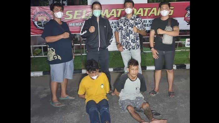 Rumah Warga di Padang Dibobol Maling, Sepeda Motor, Lemari, Kulkas hingga Kompor Gas Hilang