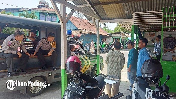 Viral di Media Sosial Video Sekelompok Remaja Tawuran saat Salat Jumat di Simpang Haru, Kota Padang