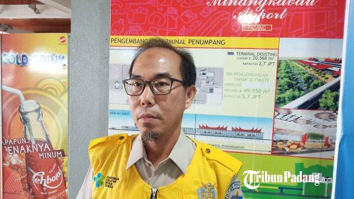 Penerbangan Internasional Kosong, Pengawasan di Bandara Minangkabau Fokus Penerbangan Domestik