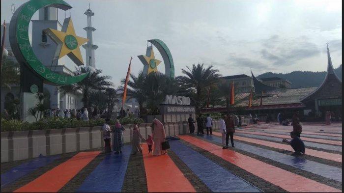 Padang Masih PPKM Darurat, Warga Pilih Tak Pulang Kampung Saat Idul Adha 2021