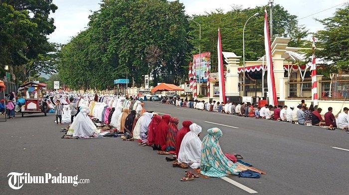 PPKM Darurat, Pemko Bukittinggi Tidak Gelar Salat Idul Adha di Lapangan