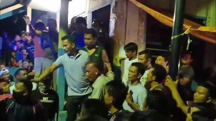 Viral Video di Instagram Terduga Jambret di Sijunjung Dihakimi Massa, Polisi Sebut Masih Selidiki