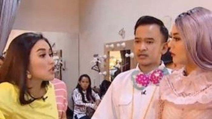ARTIS Jenita Janet Mendadak Murka, Gara-gara Wig Kesayangannya Ketumpahan Kolak