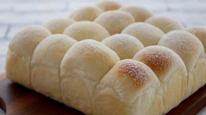 Resep Japanese Milk Bread dan Cara Buat Roti Sobek Jepang yang Viral di Medsos