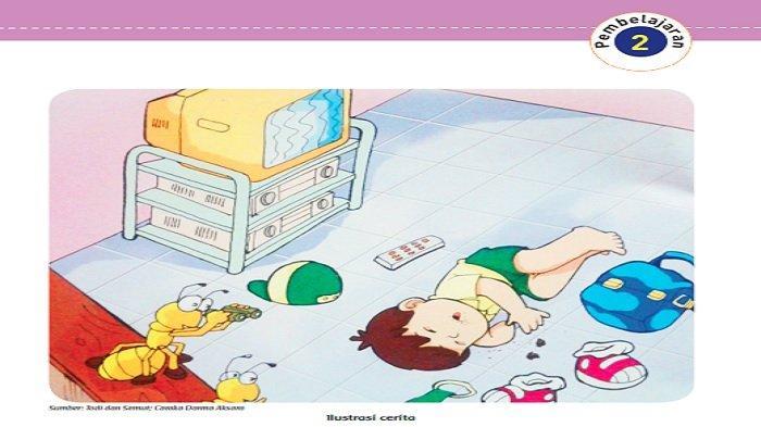 Jawaban Tema 2 Kelas 5 Halaman 98 99 102, Subtema 3 Memelihara Kesehatan Organ Pernapasan Manusia