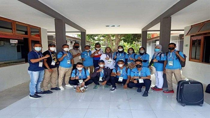 Tim Sepak Takraw Sumbar PON Papua 2021, Ini Harapan Sang Pelatih Syahril Bais