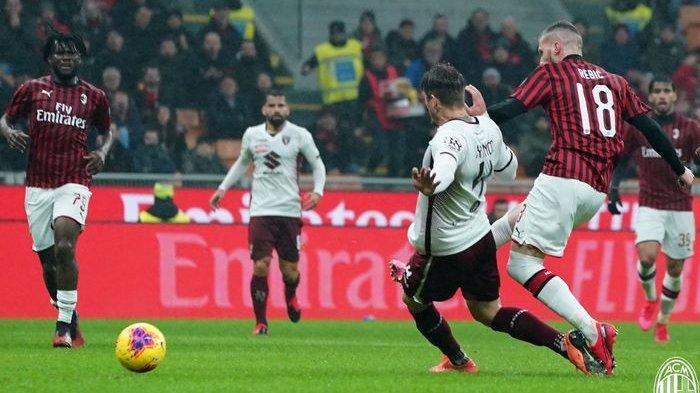 Dulu AC Milan Sempat Ragukan Penampilan Ante Rebic Kini I Rossoneri Malah Ingin Patenkan Sang Bomber