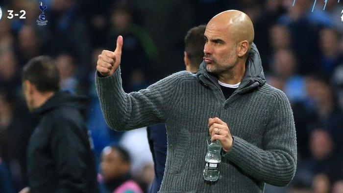 Man City Dirundung Masalah, Ternyata Pep Guardiola Tetap Loyal terhadap Timnya