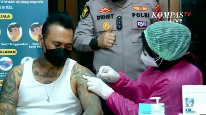 Jerinx SID Berubah Pikiran, dr Indro yang Bikin Suami Nora Alexandra Mau Disuntik Vaksin Covid-19