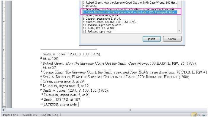 Ikuti Langkah Berikut Ini untuk Membuat Footnoteatau Catatan Kaki di Microsoft Word