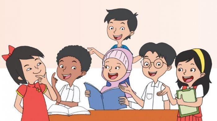 Jika Kamu Menjadi Siti, Apa yang Akan Kamu Lakukan Bersama Teman-temanmu?