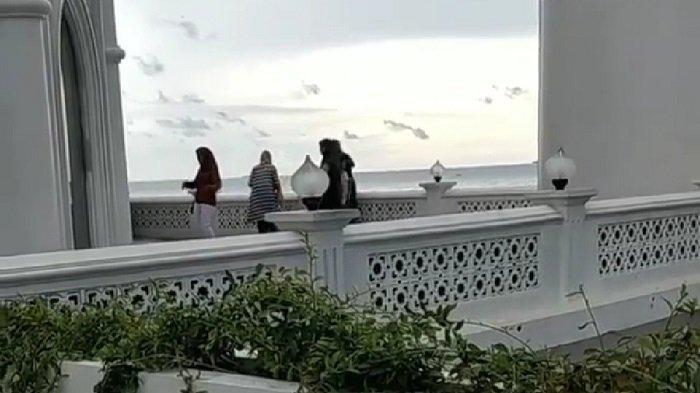 VIRAL Video Wanita Berjoget Ria di Teras Masjid Kota Padang, Postingan Instagram Banjir Komentar