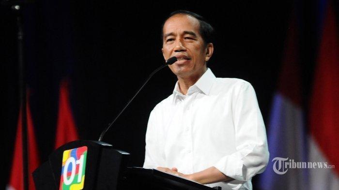 Amien Rais Akan Kerahkan Massa Jika Ada Kecurangan, Jokowi: Jangan Menakut-nakuti Orang