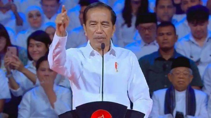 Pemecatan Dirut Garuda Jadi Warning Buat Para Pejabat, Presiden Jokowi: Jangan Main-main